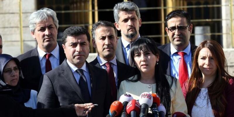 HDP, tutuklamalarla ilgili AİHM'i bilgilendirdi