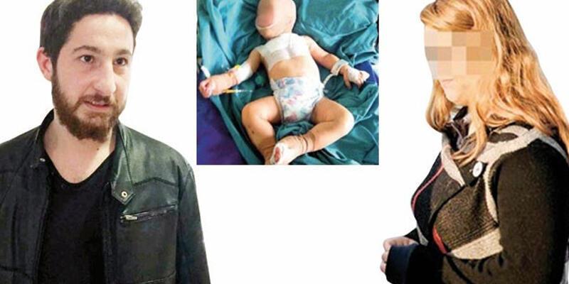 İşkence gören bebeğin anne ve babası 3 maymunu oynadı