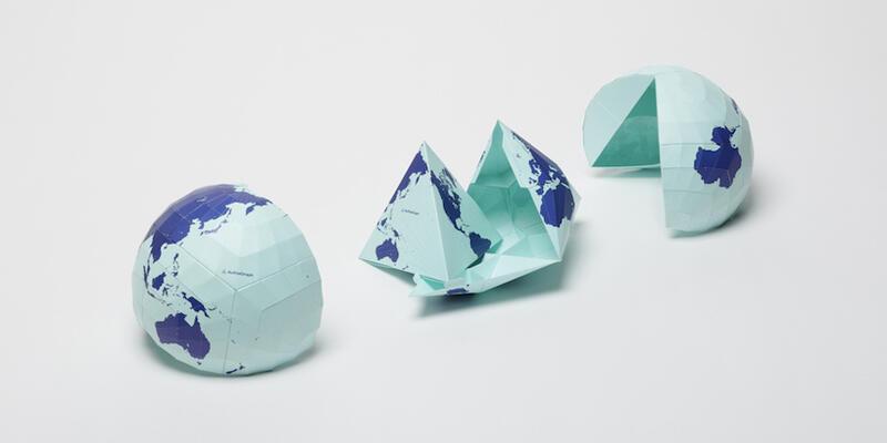 Dünya haritası tamamen değişti