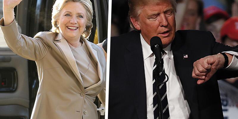 ABD 45. başkanını seçiyor: Hillary Clinton mı, Donald Trump mı?