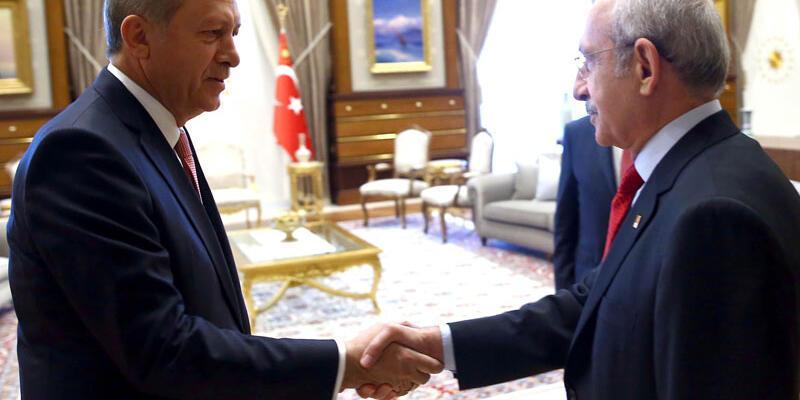 Erdoğan'dan Kılıçdaroğlu ve CHP PM üyeleri hakkında suç duyurusu