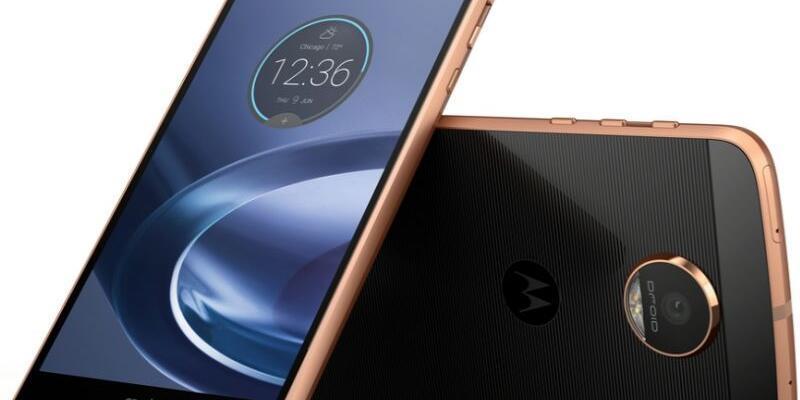 1 milyon Motorola Moto Z satıldı