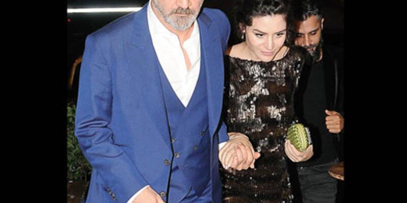 Yılmaz Erdoğan eşiyle Londra'da ev döşedi
