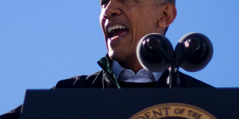 Obama'dan Trump'a tebrik telefonu