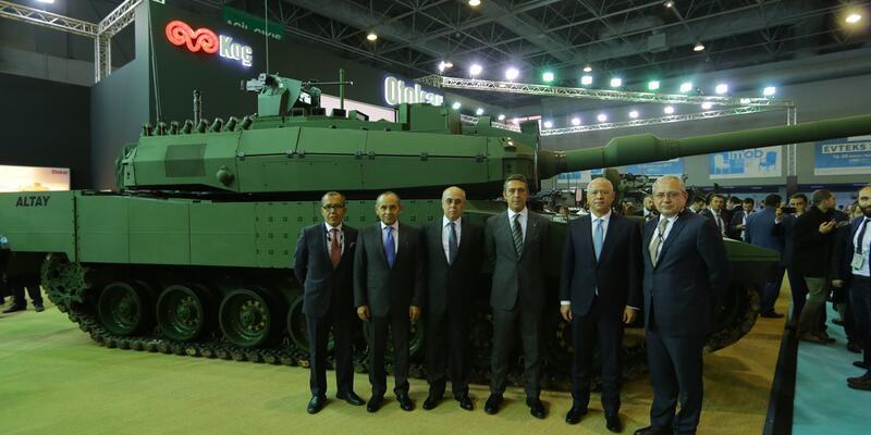 Koç Holding, Altay tankının seri üretimine hazır
