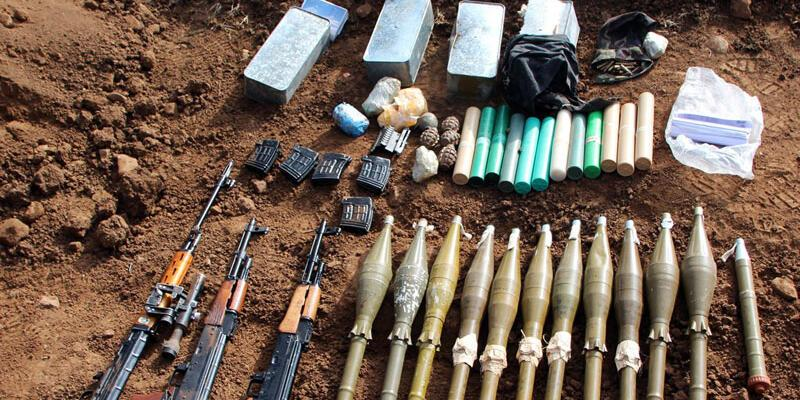 Kars'ta PKK terör örgütüne darbe