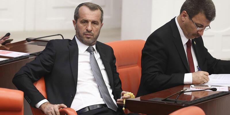 MHP'li vekil Saffet Sancaklı'nın odasında kamera bulundu iddiası