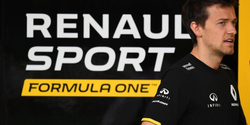 Jolyon Palmer Renault Sport'ta kaldı