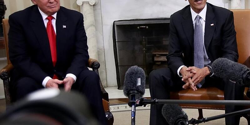 Beden dili uzmanları: Obama umutsuz, Trump çekingen