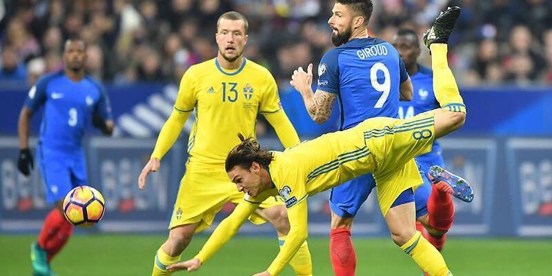 2018 Dünya Kupası Avrupa Elemeleri'nde dün gece
