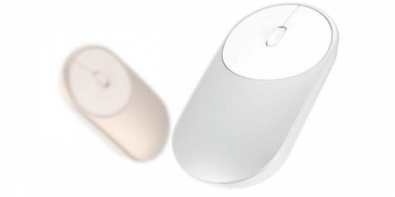 Xiaomi alüminyum alaşımlı Mi Mouse ile geliyor