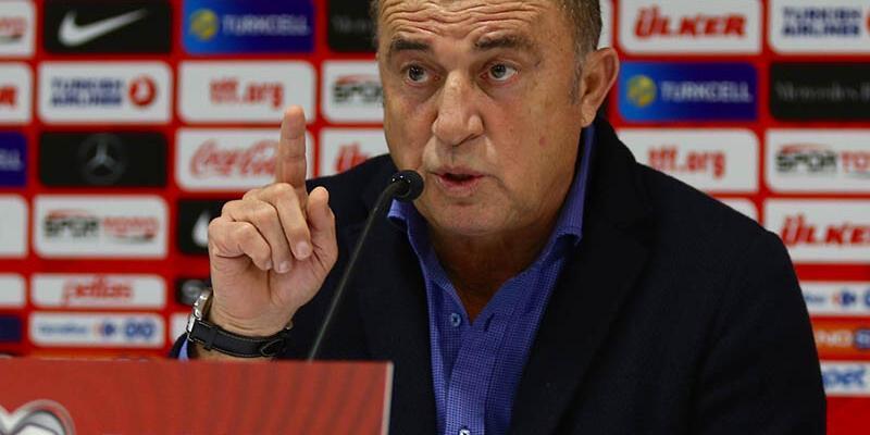 Fatih Terim Kosova maçının ardından sessizliğini bozdu