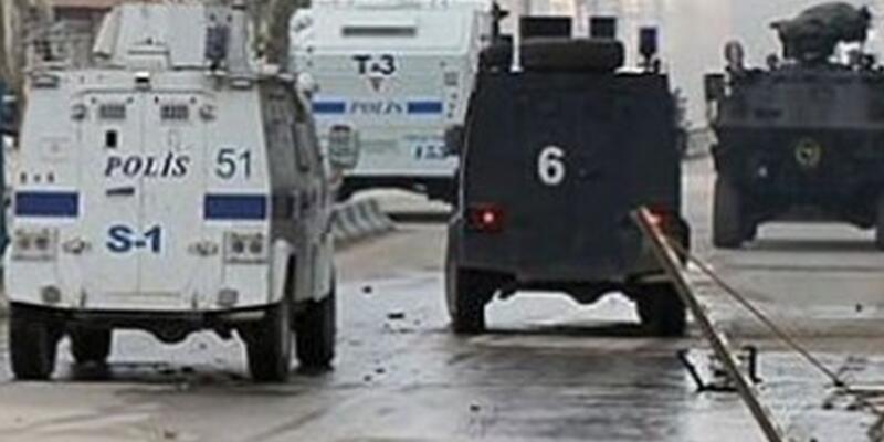 Diyarbakır'da 8 mahallede sokağa çıkma yasağı