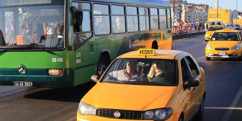 İBB'den taksilerde yeni dönem açıklaması