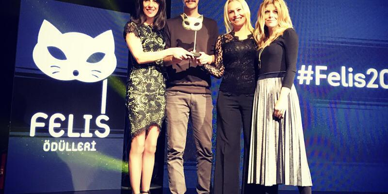 'En İyi Stratejik Uygulama' dalında Felis Ödülü D-Smart kampanyasının
