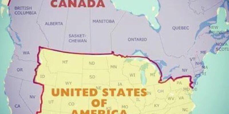Kanadalılar ABD'nin 3 eyaletini gözüne kestirdi: Gelin bize katılın