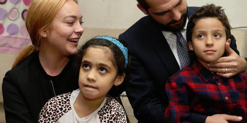 Lindsay Lohan'dan Trump'a çağrı: Türkiye'ye beraber gidelim