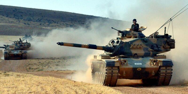 Tehdit etti: Türkiye'ye askeri müdahalede bulunulacak