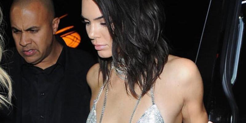 Kendall Jenner'a Türk iş adamından hediye
