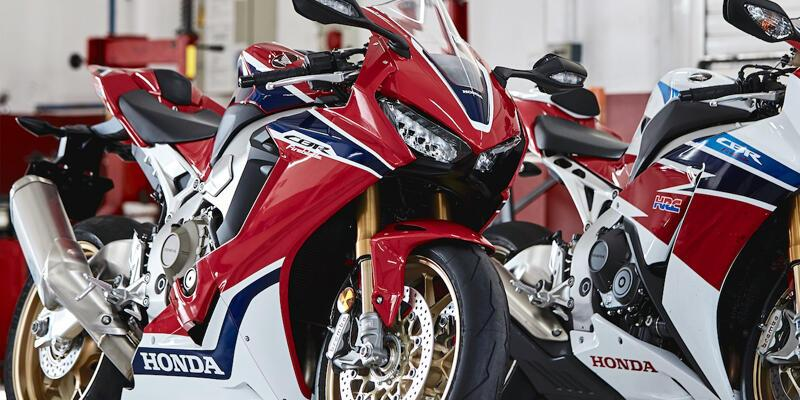Honda'nın yeni motosikletleri
