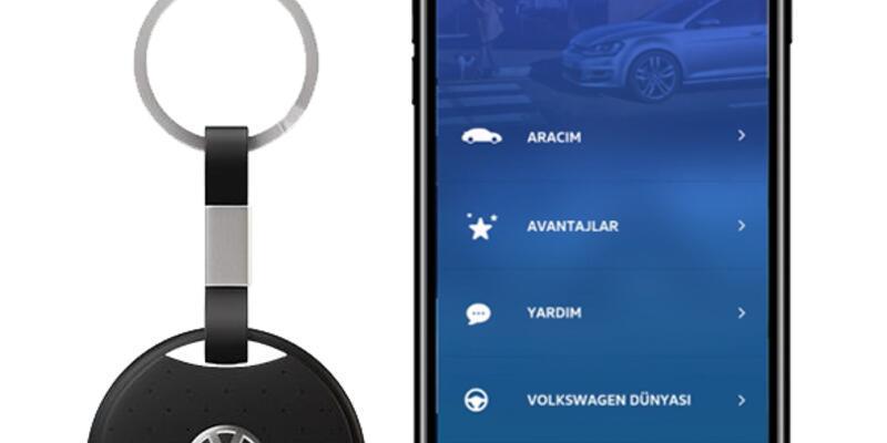 Türk şirketi Volkswagen için akıllı anahtarlık üretti
