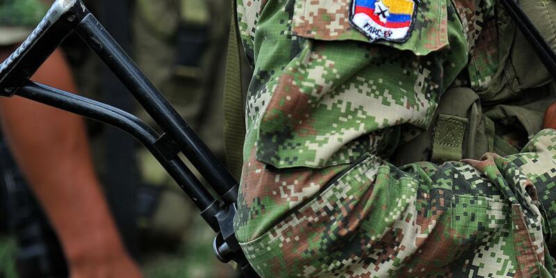 Kolombiya'da ordu ve FARC arasında çatışma