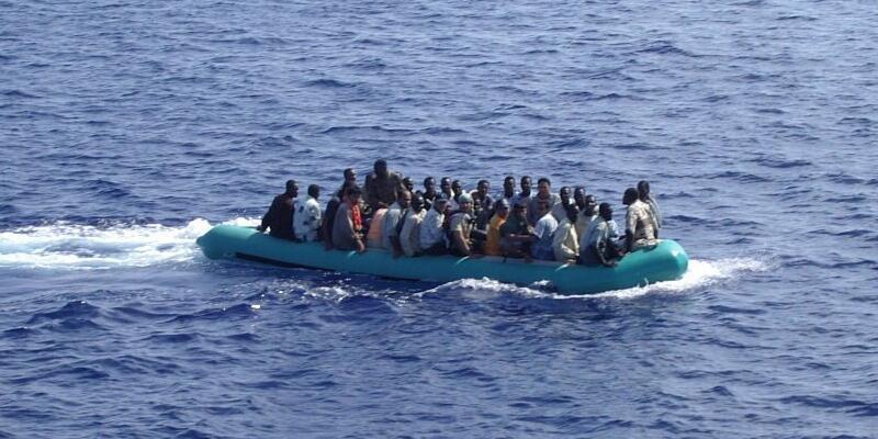 Akdeniz'de bir mülteci faciası daha