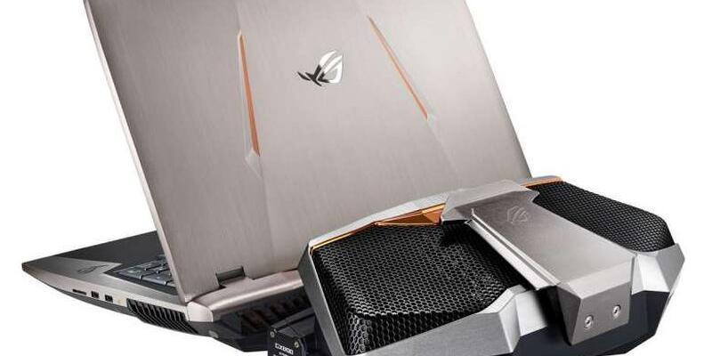 Asus ROG GX800 modelini açıkladı
