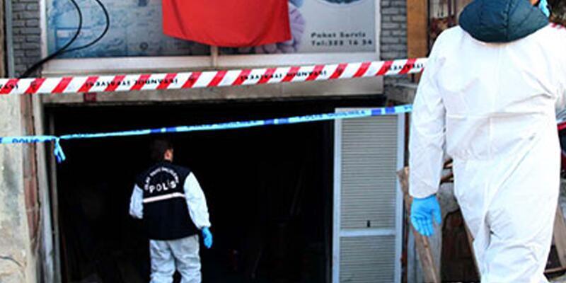 İstanbul'da yanmış erkek cesedi bulundu