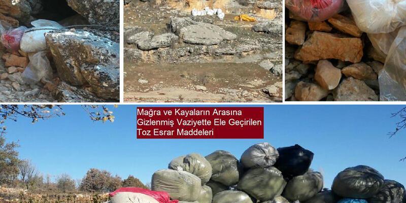 Diyarbakır'da narko-terör operasyonu: 8,5 ton esrar ele geçirildi