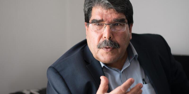 PYD lideri Salih Müslim için kırmızı bülten talebi