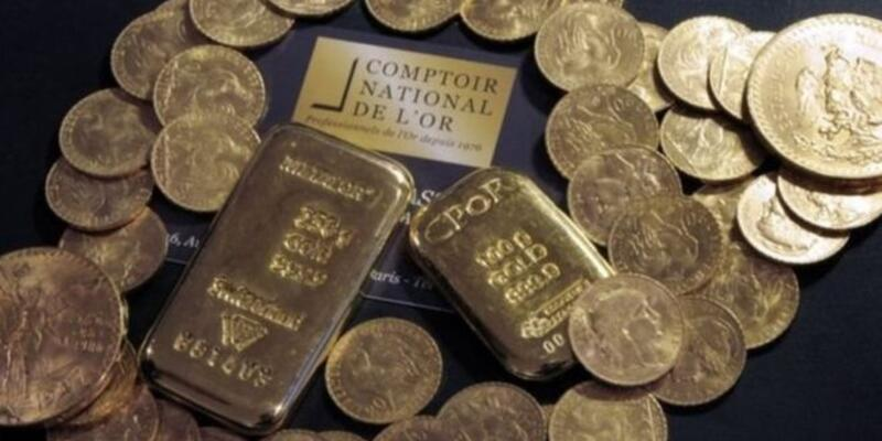 Miras kalan evden 100 kilo altın çıktı