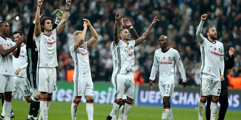 İşte Barcelona'nın dün gece izlediği 2 Beşiktaşlı futbolcu