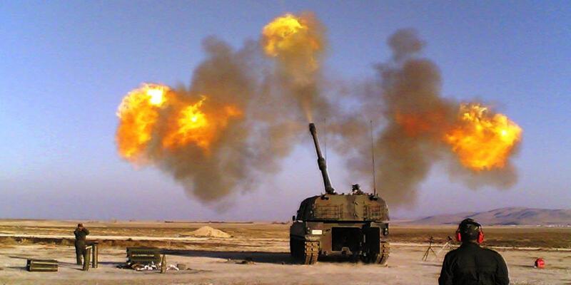 Suriye medyası: Türkiye rejim güçlerini vurdu