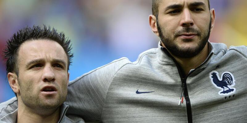Valbuena'dan Benzema'ya vize