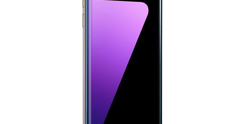 Mavi mercan renkli Galaxy S7 Edge Türkiye'de