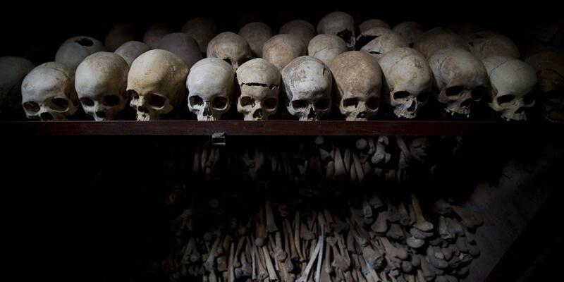 Almanya'da binden fazla kafatası bulundu