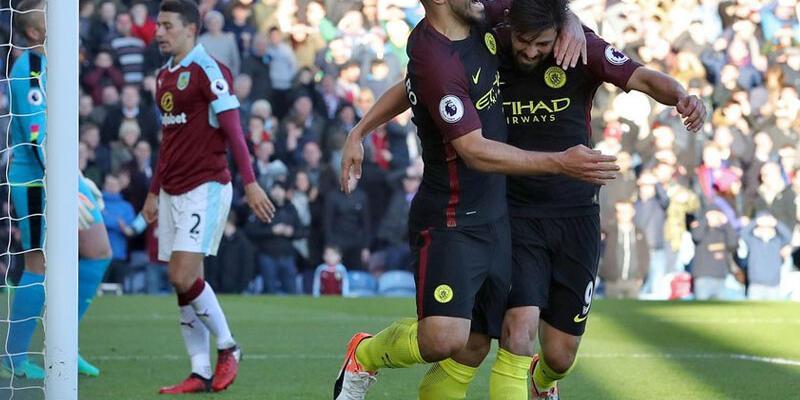 Agüero Manchester City'e hayat verdi