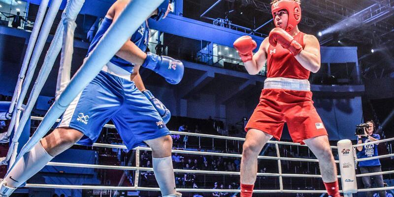 Milli boksör dünya şampiyonu oldu