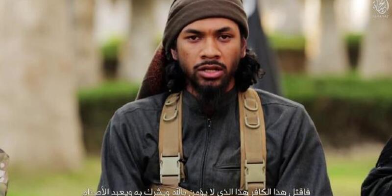 Sınırda yakalanan DEAŞ'lı Avustralya uyruklu çıktı