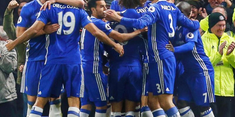 Londra'da kazanan Chelsea!
