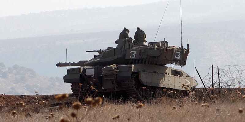 İsrail DEAŞ'la ilk kez çatıştı