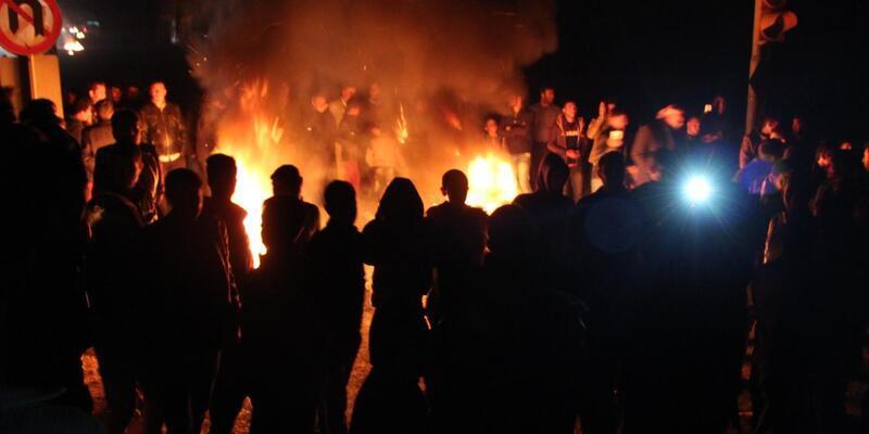 Şanlıurfa'da elektrik isyanı