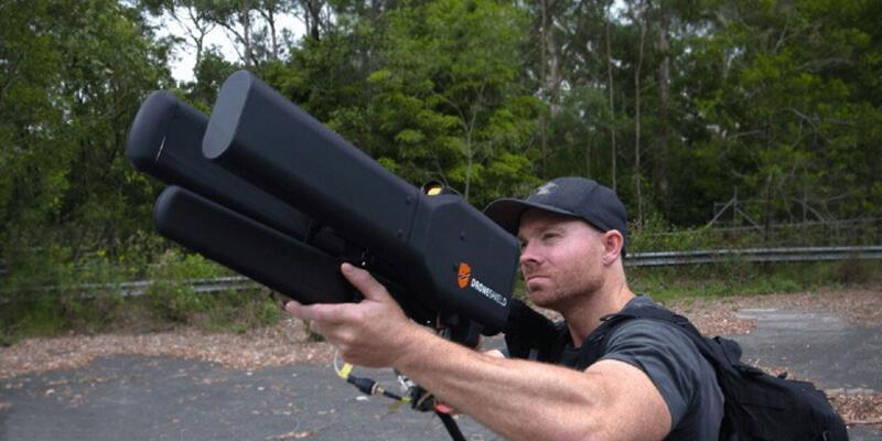 Avustralyalı firma Drone Savar geliştirdi