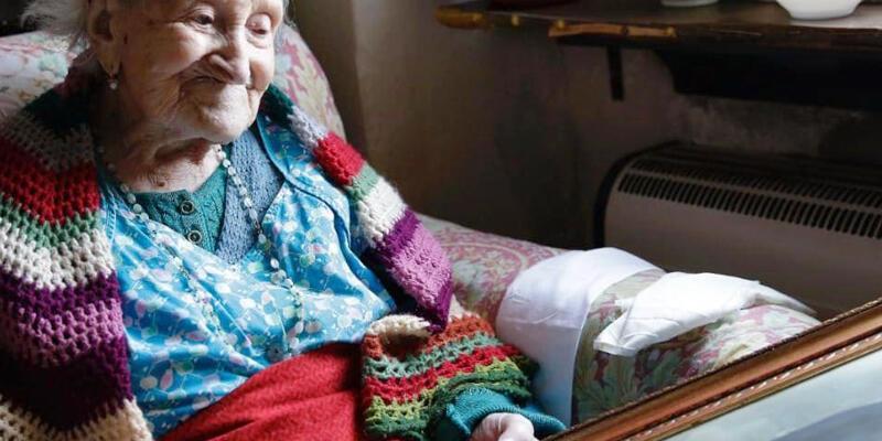 Dünyanın en yaşlı insanı 117. doğum gününü kutluyor