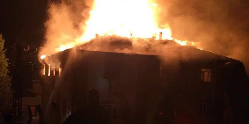 Aladağ'daki yangınla ilgili Milli Eğitim Bakanı Yılmaz'dan açıklama