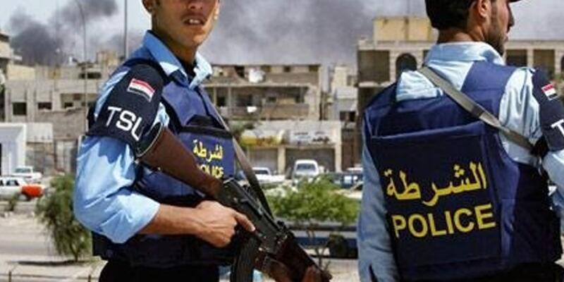 Bağdat'ta patlayıcı yüklü TIR ele geçirildi