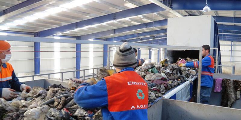 Türkiye'nin çöp haritası çıkartıldı