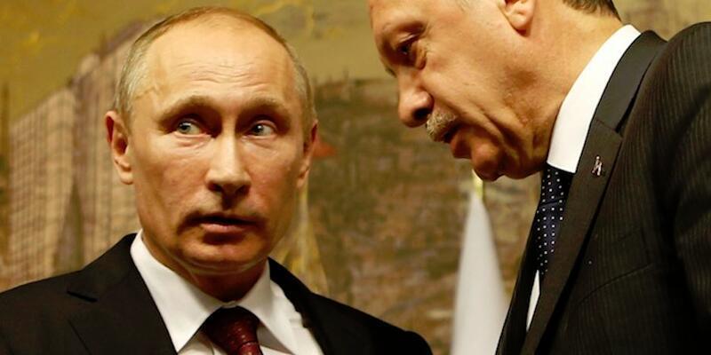 Erdoğan ile Putin Halep'teki son durumu görüştü