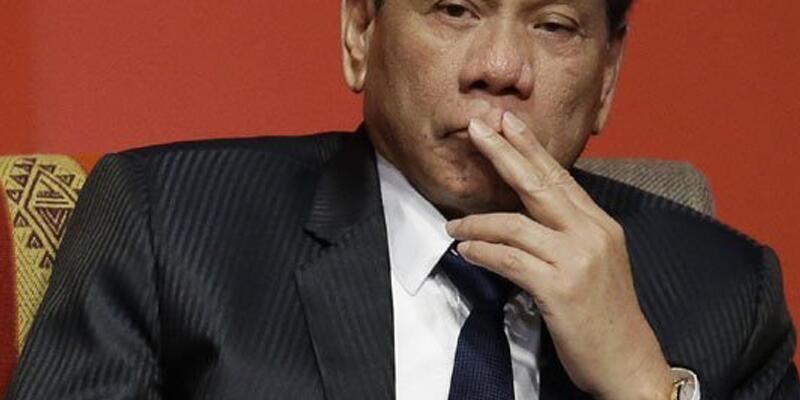 Duterte: Ben cehenneme gideceğim siz de benimle gelin